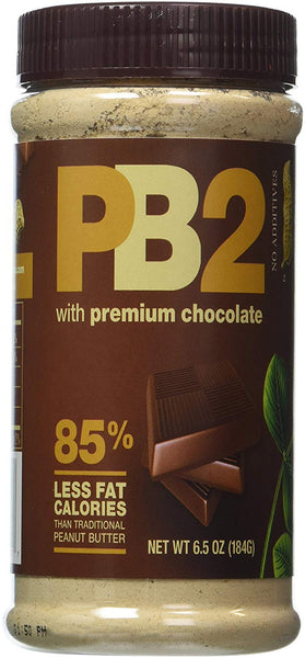 PB2 Powdered Chocolate Peanut Butter, 6.5 oz