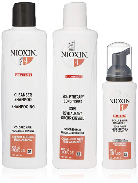 Nioxin Care System Kit System 4