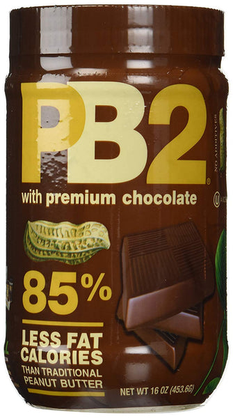 PB2 Chocolate Powedered Peanut Butter, 1lb Jar