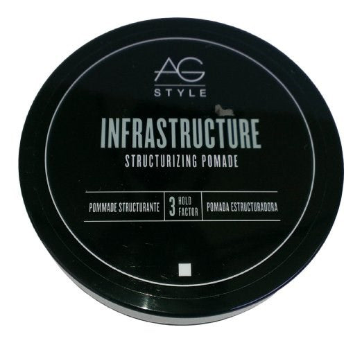 AG Hair Infrastructure Structurizing Pomade, 2.5 oz - BEAUTY IT IS
