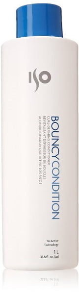 Iso Bouncy Condition Curl Defining Conditioner, 33.8 Fluid Ounce