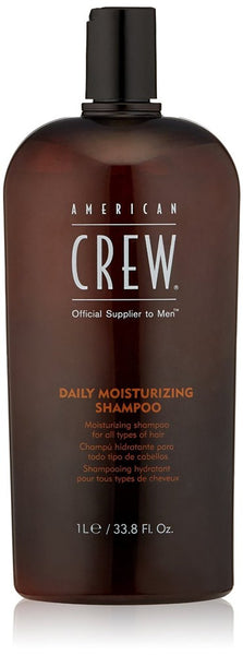 American Crew Daily Moisturizing Shampoo 33.8 oz - BEAUTY IT IS