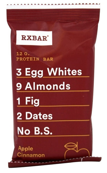 RX Bar Protein Bar, Apple Cinnamon