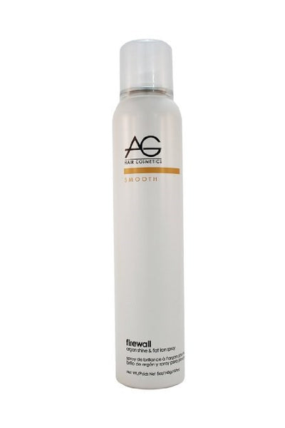 AG Hair Firewall Argan Flat Iron Spray, 5 floz - BEAUTY IT IS