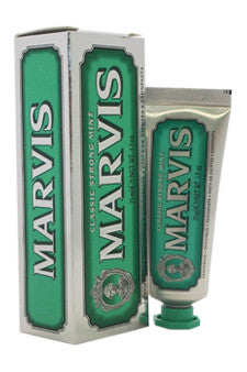 Classic Strong Mint by Marvis 1.3 oz  Toothpaste for Unisex