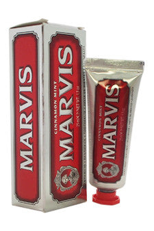 Cinnamon Mint by Marvis 1.3 oz  Toothpaste for Unisex