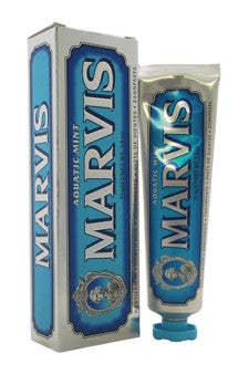 Aquatic Mint by Marvis 3.8 oz  Toothpaste for Unisex