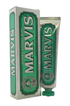 Classic Strong Mint by Marvis 3.8 oz  Toothpaste for Unisex