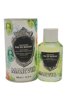 Marvis Mouthwash by Marvis 4.1 oz  Mouth Wash for Unisex