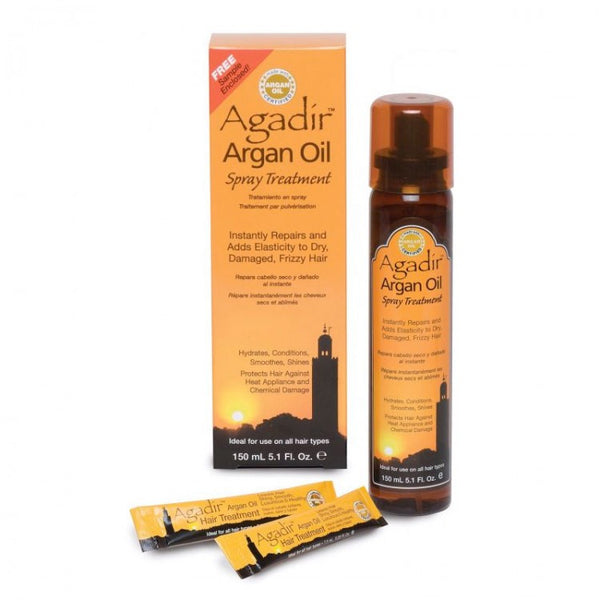 Agadir Argan Oil Spray Treatment, 5.1oz/150ml - BEAUTY IT IS