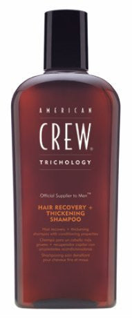 American Crew Trichology Hair Recovery Thickening Shampoo, 8.4 Oz - BEAUTY IT IS