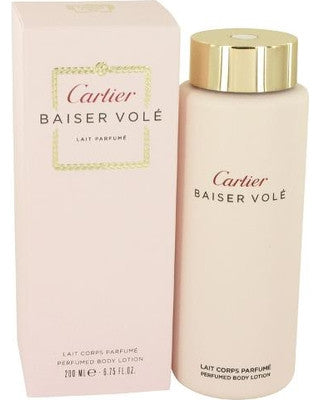 Baiser Vole by Cartier 6.75 oz  Body Lotion for Women
