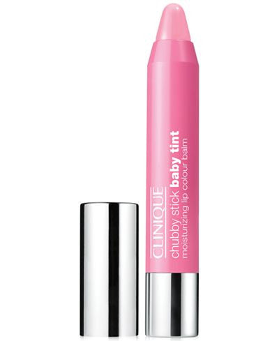Chubby Stick Baby Tint Moisturizing Lip Colour Balm - # 03 Budding Blossom by Clinique 0.08 oz  Lipstick for Women