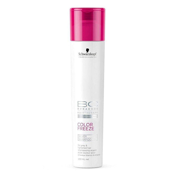 Schwarzkopf BC Bonacure Color Freeze Sulfate-Free Shampoo 8.5 oz / 250 ml