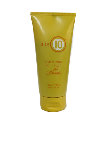It's A 10 Five Minute Hair Repair For Blondes, 5 oz/148 ml