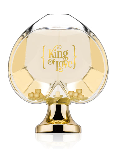 King of Love Men's Eau De Toilette, 3.3 Fl. oz