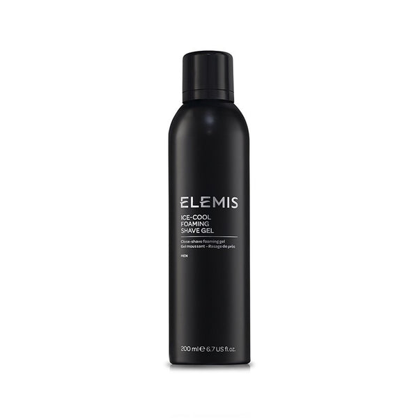 Ice-Cool Foaming Shave Gel by Elemis 6.7 oz  Shave Gel for Men