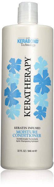 Keratherapy Keratin Infused Moisture Conditioner 32 Ounce