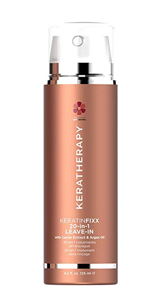 Keratherapy Keratinfixx 20-in-1 Miracle Leave In Treatment 4.2 Ounce