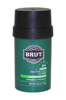 Brut by Faberge Co. 2.5 oz  Deodorant Stick for Men