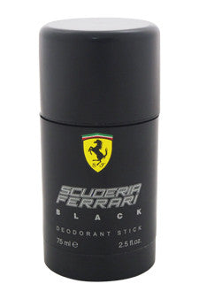 Ferrari Black by Ferrari 2.5 oz  Deodorant Stick for Men