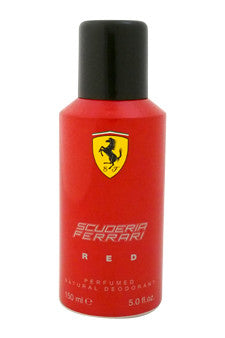 Ferrari Red by Ferrari 5 oz  Deodorant Spray for Men