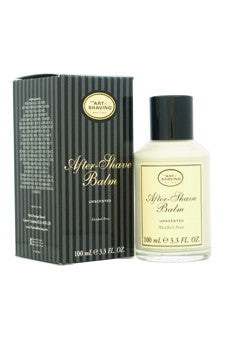 After-Shave Balm - Unscented by The Art of Shaving 3.3 oz  After-Shave Balm for Men