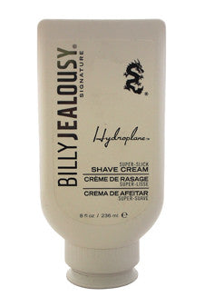 Hydroplane Super-Slick Shave Cream by Billy Jealousy 8 oz  Shave Cream for Men