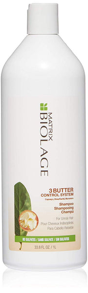 Matrix Biolage 3 Butter Control System Shampoo 33.8 Ounce