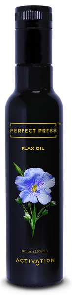 Activation Products, Flax Oil, 8 fl. oz.