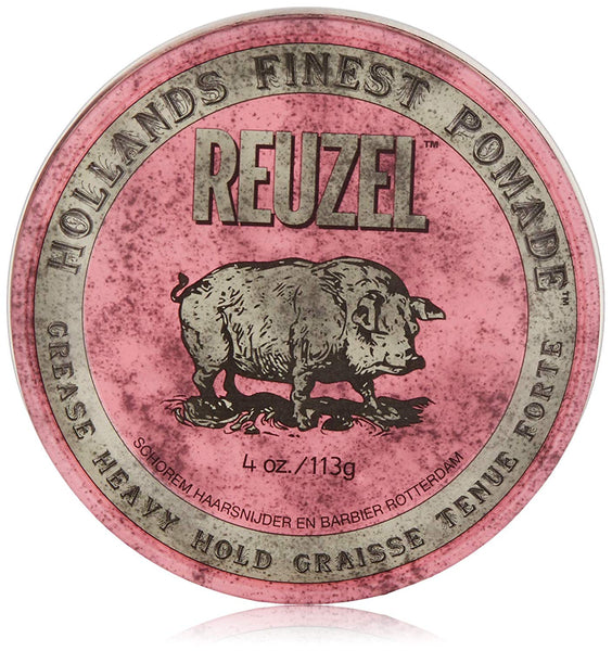 Reuzel Pink Heavy Grease 4 Ounce