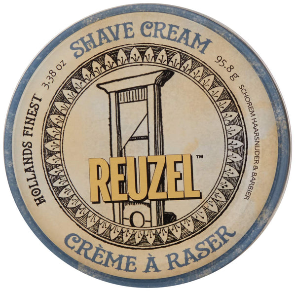 Reuzel Shave Cream 3.38 Ounce