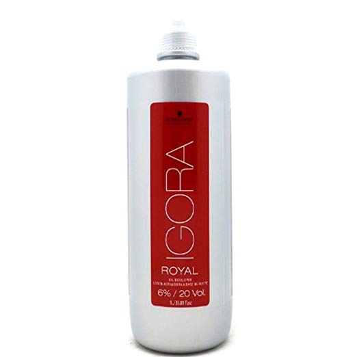 Schwarzkopf Igora Royal Oil Developer 6% / 20 Volume 33.8 Ounce