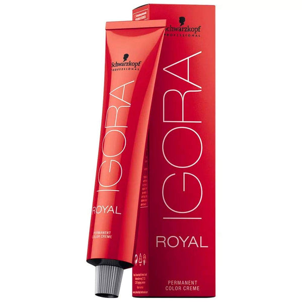 Schwarzkopf Igora Royal Permanent Hair Color 7-0 Medium Blonde 2.1 Ounce