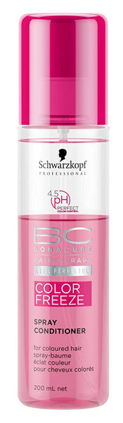Schwarzkopf Bonacure Color Freeze Spray Conditioner 6.8 Ounce