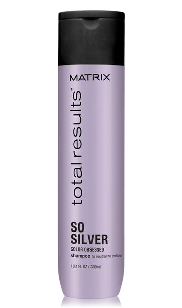 Matrix Total Results Color Obsessed So Silver Shampoo 10.1 Ounce