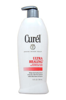 Ultra Healing Intensive Moisture Lotion by Curel 13 oz  Lotion for Unisex