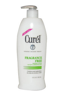 Continuous Comfort Fragrance Free Moisture Lotion by Curel 13 oz  Lotion for Unisex