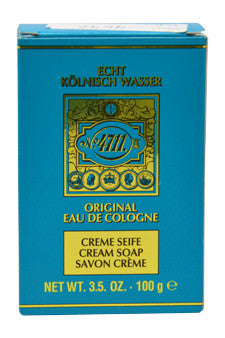 4711 by Muelhens 3.5 oz  Cream Soap for Unisex
