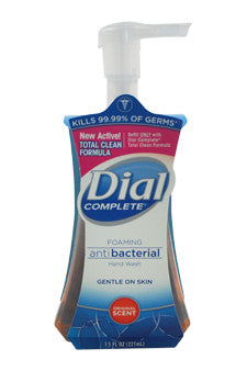 Original Scent Antibacterial Foaming Hand Wash by Dial 7.5 oz  Liquid Soap for Unisex