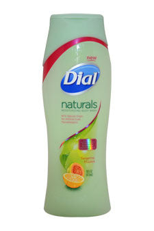 Naturals Moisturizing Body Wash Tangerine and Guava by Dial 16 oz  Body Wash for Unisex