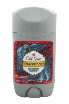 Hawkridge Wild Collection Antiperspirant Invisible Solid by Old Spice 2.6 oz  Deodorant Stick for Unisex