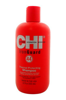 44 Iron Guard Thermal Protecting Shampoo by CHI 12 oz  Shampoo for Unisex