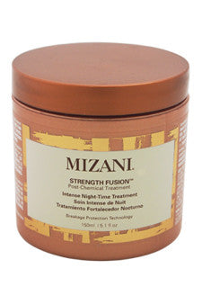 Strength Fusion Intense Night-Time Treatment by Mizani 5.1 oz  Treatment for Unisex