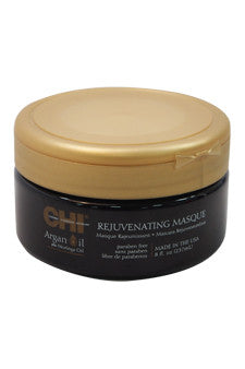 Argan Oil Plus Moringa Oil Rejuvenating Masque by CHI 8 oz  Masque for Unisex