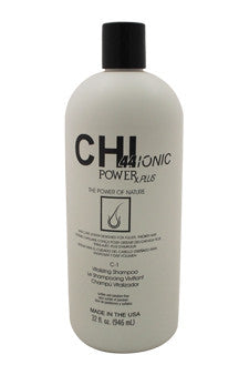 44 Ionic Power Plus C-1 Vitalizing Shampoo by CHI 32 oz  Shampoo for Unisex