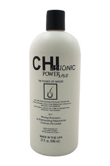 44 Ionic Power Plus N-1 Priming Shampoo by CHI 32 oz  Shampoo for Unisex