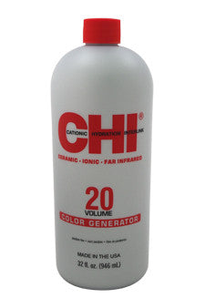 20 Volume Color Generator by CHI 32 oz  Treatment for Unisex