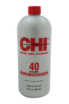 40 Volume Color Generator by CHI 32 oz  Treatment for Unisex