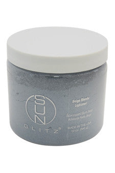 SunGlitz Beige Blonde Powder Lightener by SunGlitz 12 oz  Lightener for Unisex